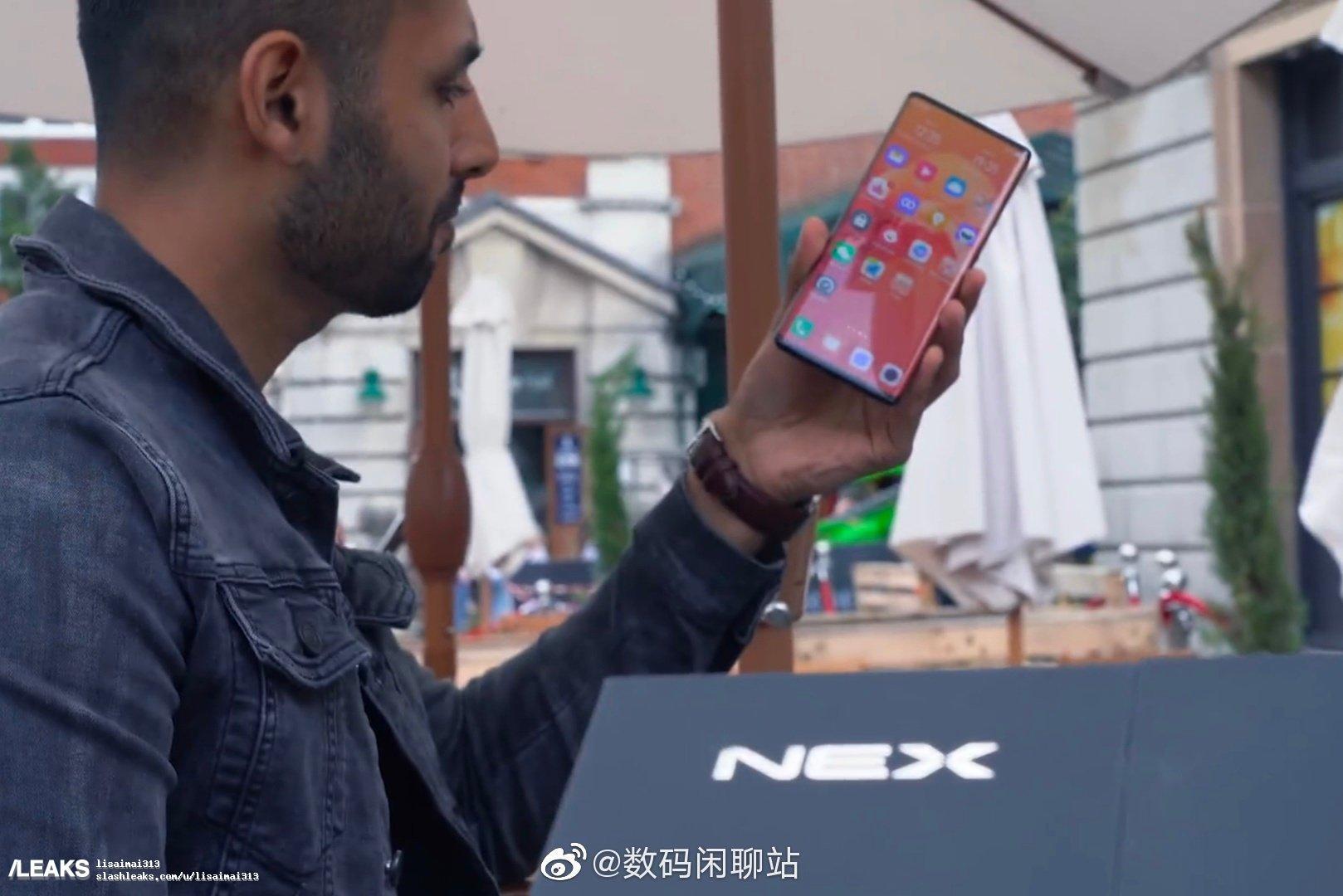 img vivo nex 3 real devices