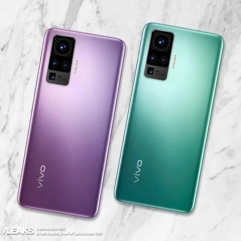 img Vivo X50 Pro Render Debut New 50MP Samsung