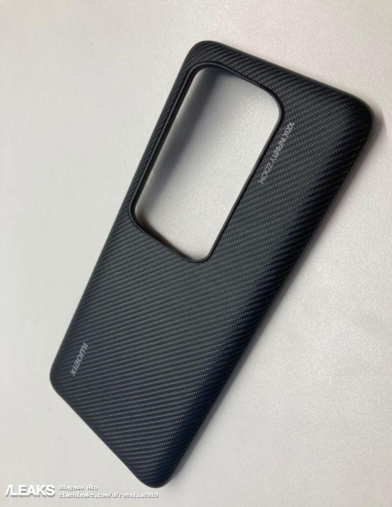 img Xiaomi 10 Pro Plus Case Leaks