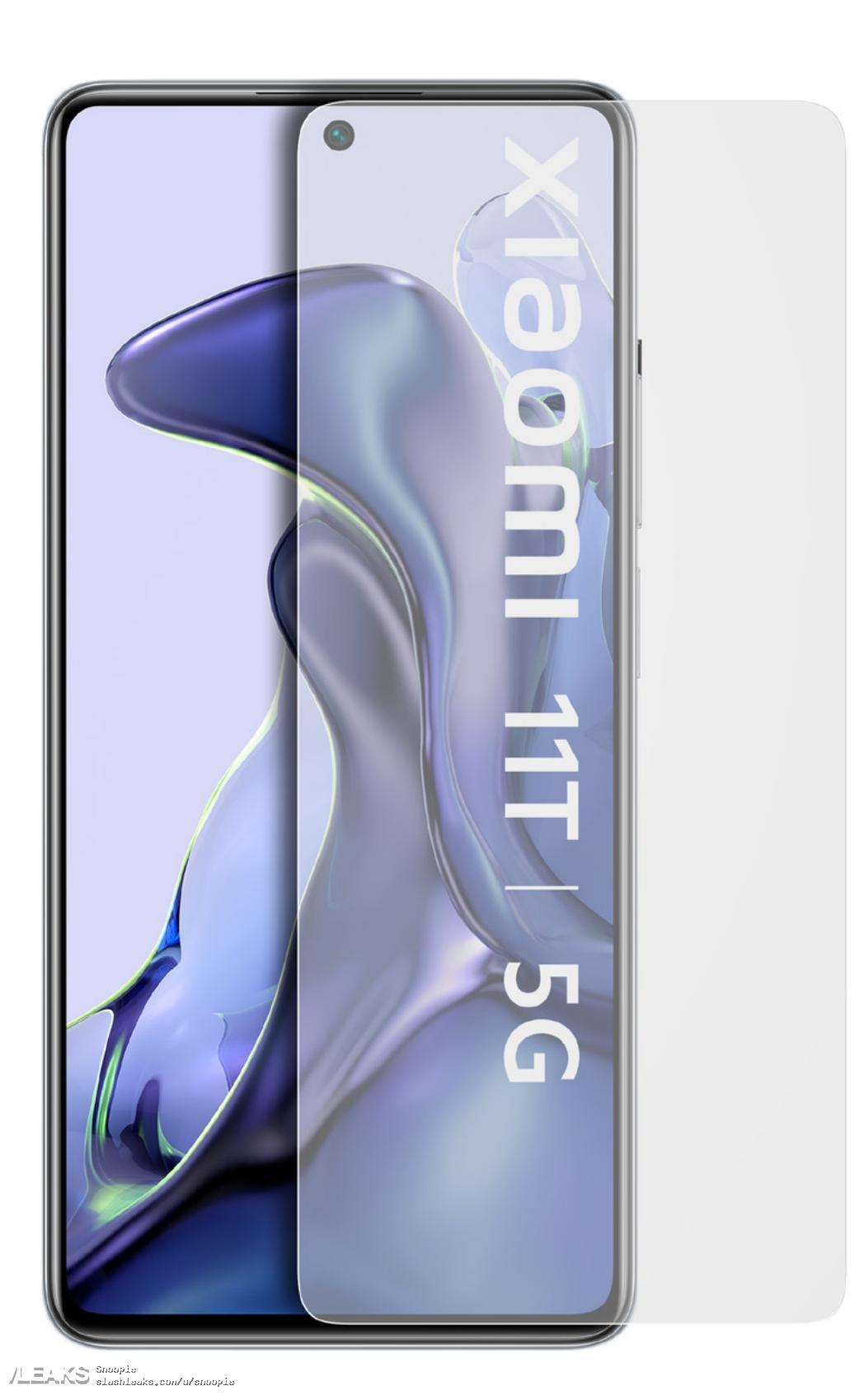 img Xiaomi 11T/Pro 5G Renders
