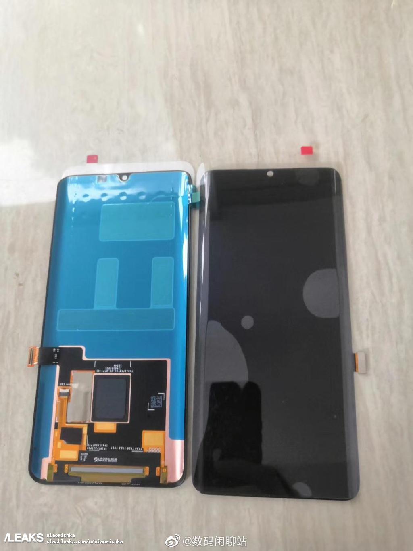 img Xiaomi CC9 Pro screen