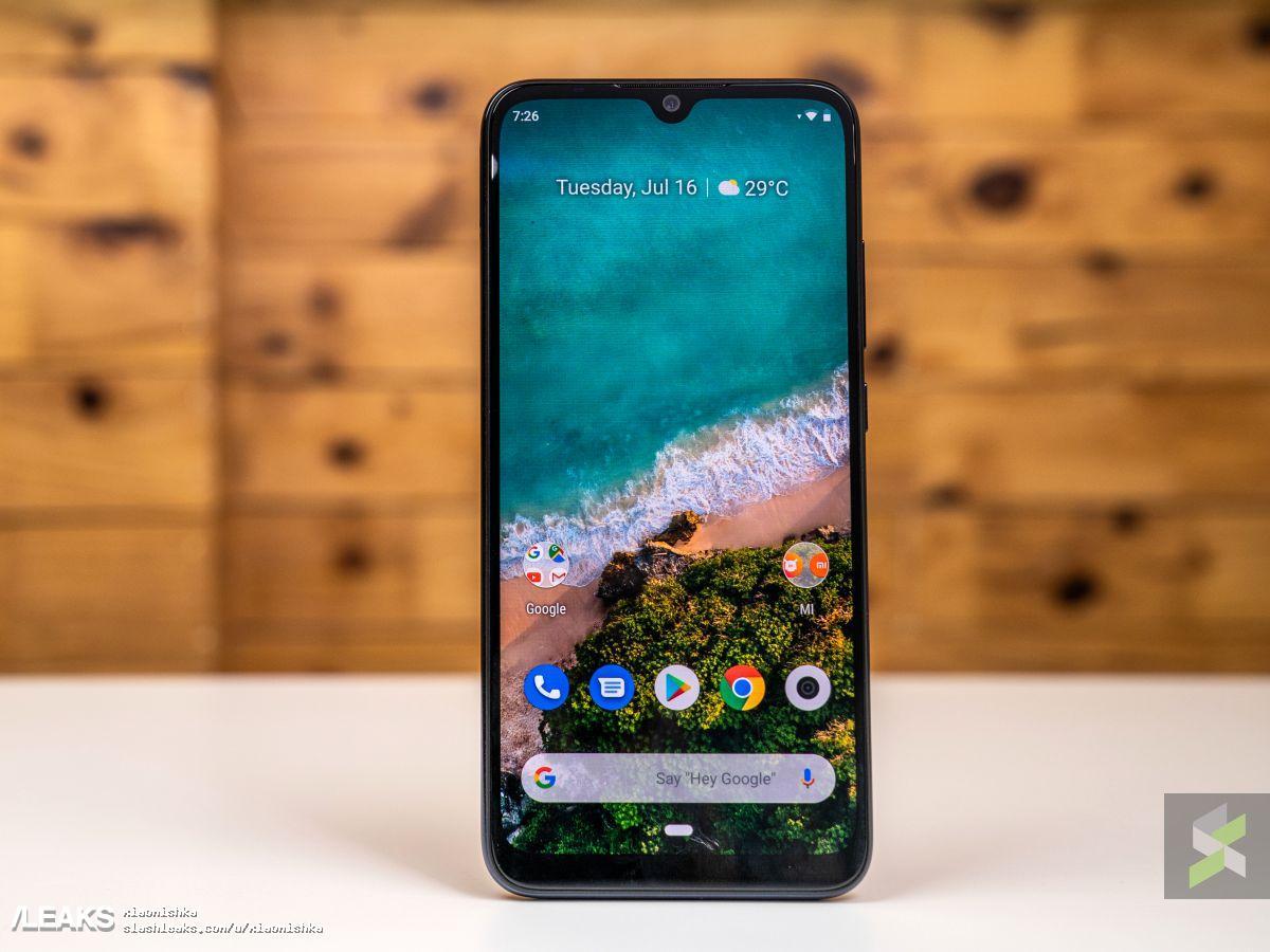 img Xiaomi Mi A3 more specs confirmed