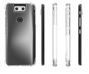 Asus ZenFone 6 case renders leaked