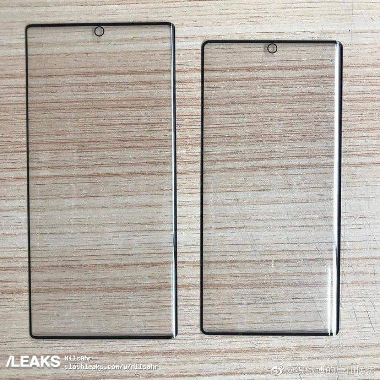 img Galaxy Note 10 and Note 10 Pro Screen Protector