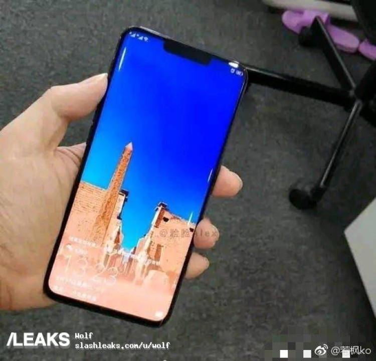 img Huawei Mate 20 Pro, new frontal image
