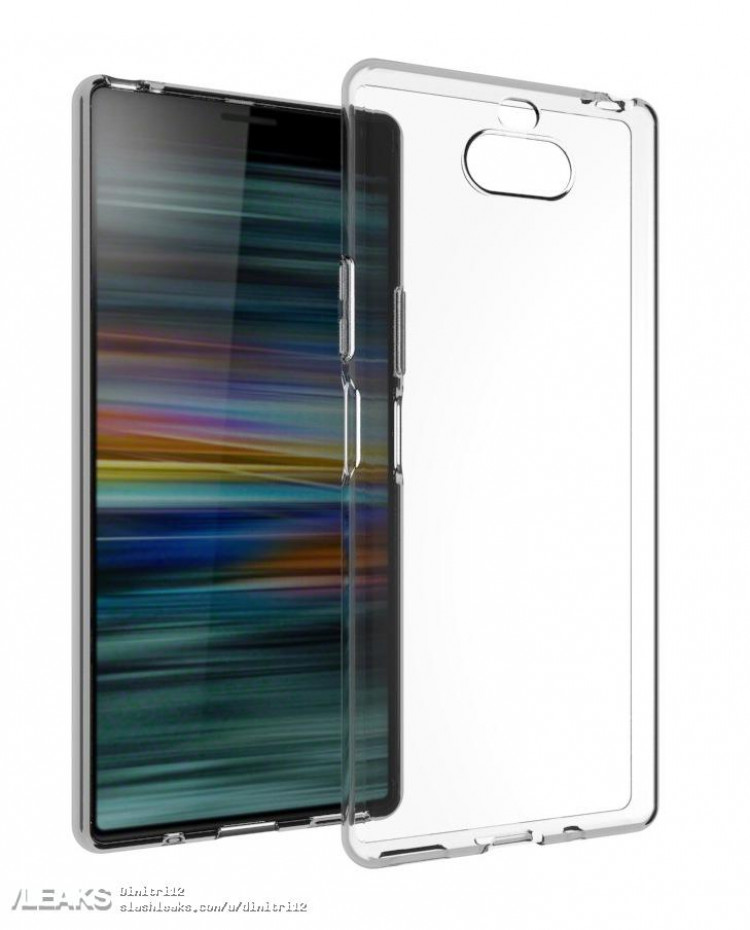 img Sony Xperia 20 case matches previously leaked design [UPDATED: Xperia 8]