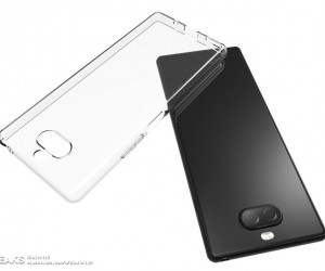 Sony Xperia 20 case matches previously leaked design