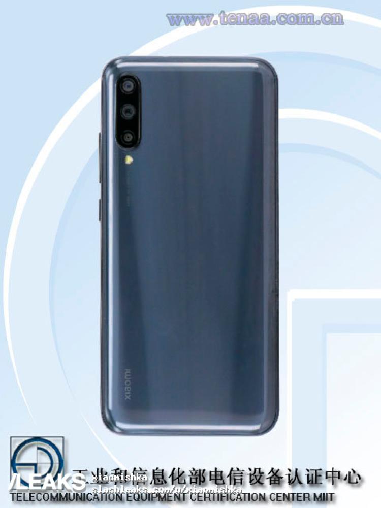 img Xiaomi CC9e TENAA images